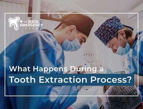 What Happens During a Tooth Extraction Process?